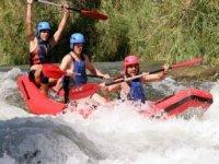 rutas canoas