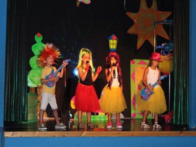 Fiesta infantil, juvenil  Boadilla del Monte, 2h.