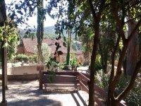 picnic area in the Masia