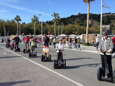 Segway代步车游览马拉加和Gibralfaro,2小时