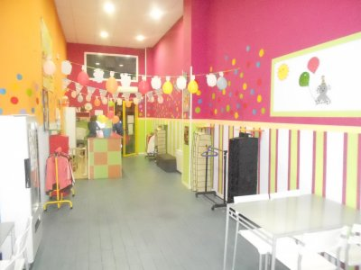 Affordable children party + menu Talavera