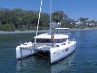 拉杜克萨(La Duquesa)乘船