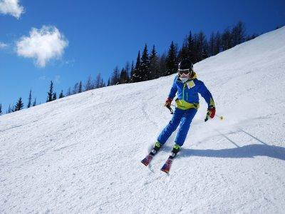 3 horas de clase de esquí en La Masella
