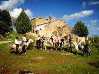 Route of the Paradores, 4 giorni a cavallo