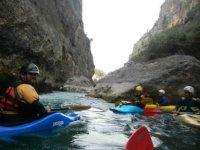 excursiones kayaks