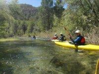 rutas kayaks