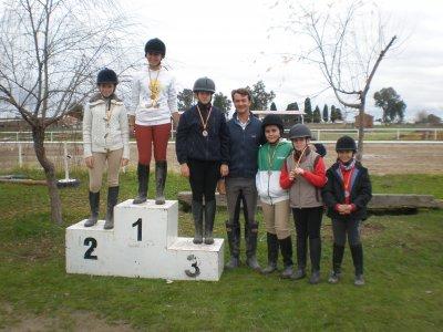 8 horseriding classes voucher in Navalmoral