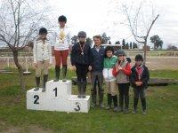 Ganadores de la gymkhana