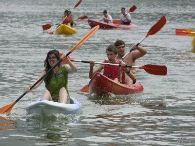 Kayak en aguas bravas por Charco del Aceite 4h