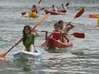 Kayak di acque bianche, Charco del Aceite, 4 ore.