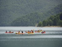 Canoe route, archery and tracking Cazorla