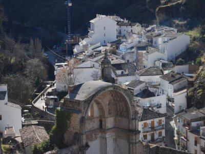 Itinerario storico attraverso Cazorla, 2 ore, prezzo per gruppo