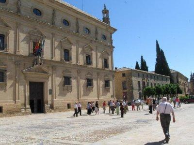 Percorso panoramico attraverso la città di Úbeda, 2-3 ore