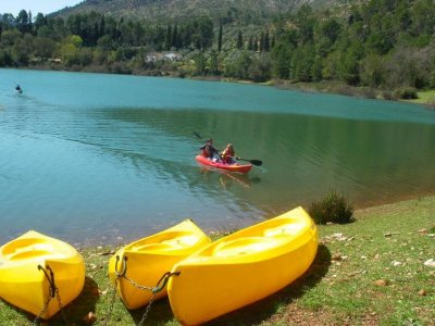Multi-adventure in Cazorla, 4 days and 3 nights