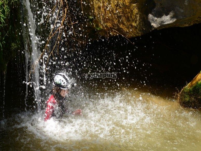 Cueva del barranco