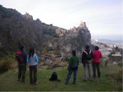 Gymkana de rastreo en Parque Natural de Cazorla