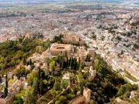 La Alhambra y Granada