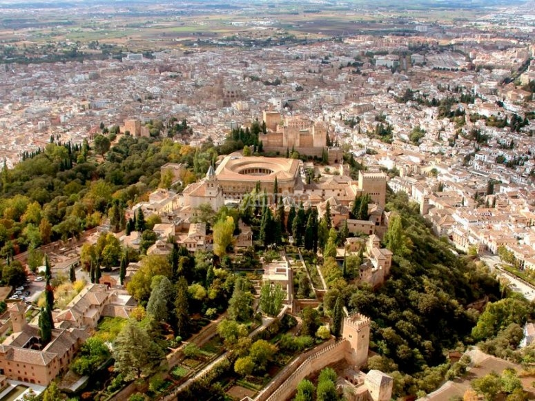 Granada's Alhambra