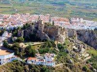 Salobreña's castle