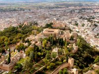 La Alhambra and Granada