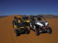 Los desiertos de Marruecos desde el buggy