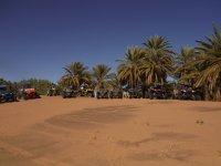 Buggies y palmeras en Marruecos