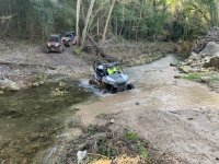Completando difíciles terrenos con el buggy