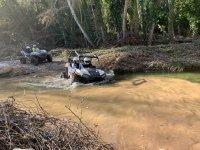 Overcoming buggy bogs