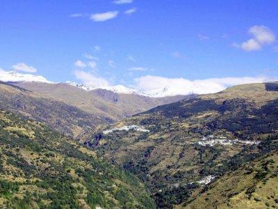 Vuelo en helicóptero por la Sierra de la Alpujarra