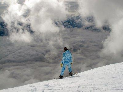 3 ore di snowboard a La Masella