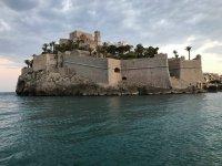 El castillo de Peñíscola
