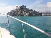 Paseo en barco por Castellón
