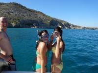 Snorkel en Sierra Irta