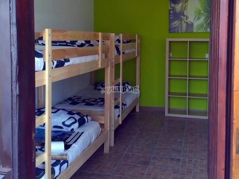 Bali, una de nuestras habitaciones de hospedaje