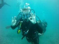 Una inmersión fantástica