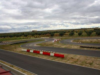 Carrera de Karting GP2 especial grupos, Fuensalida