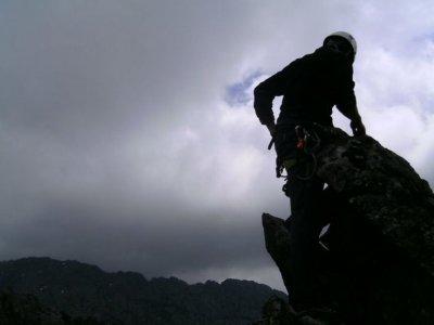 多节距运动攀岩课程