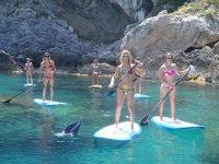 划桨冲浪课程