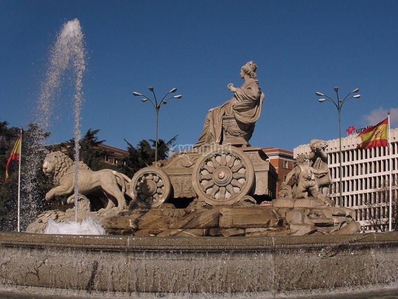 Cibele´s fountain