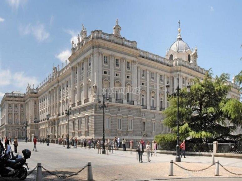 Tour por Palacio Real