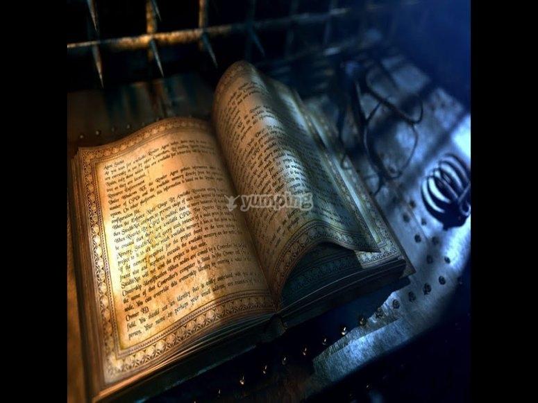 Libros satánicos