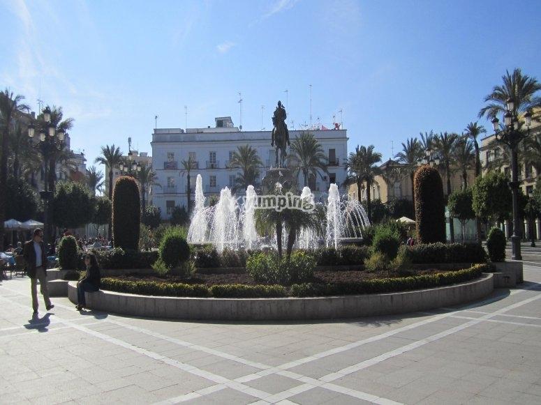 Plaza Arenal