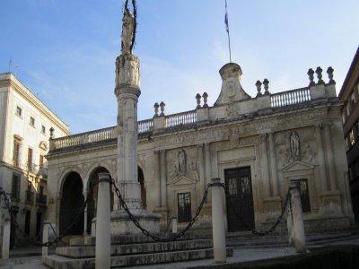 Conocer Jerez monumental y visitar bodega
