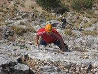 Jornada escalada deportiva, Cahorros Alfacar