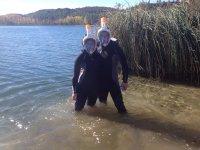 Alquiler de equipo de snorkel, Lagunas de Ruidera