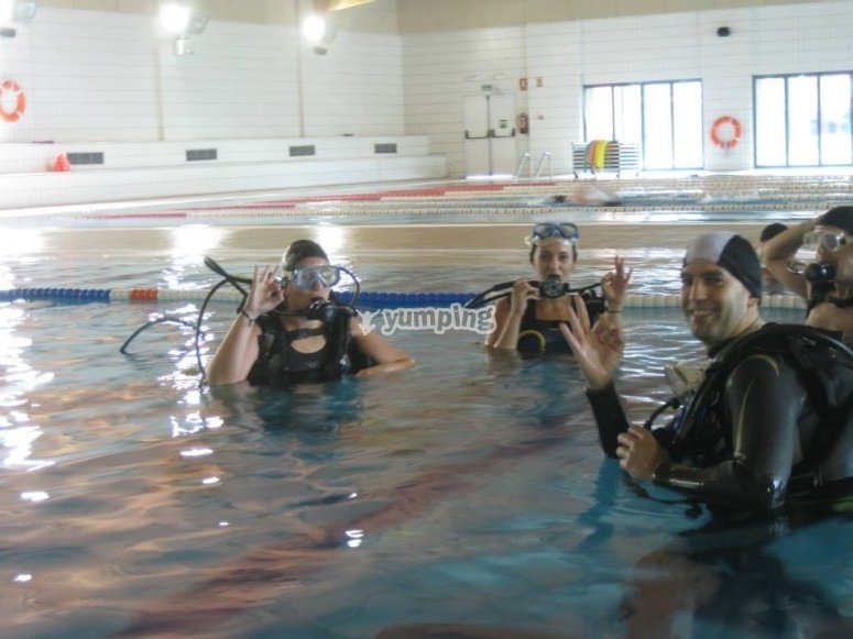 Inmersion Discover Scuba Diving
