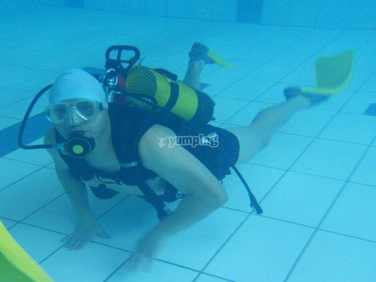 Investigando el entorno acuatico
