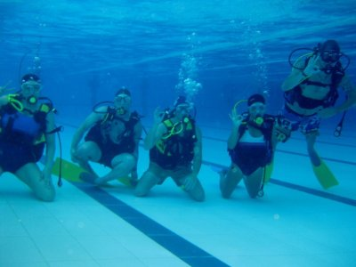Experiencia Try Scuba Diving Madrid