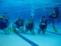 Maxima seguridad dentro del agua