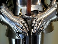 La armadura enigmática